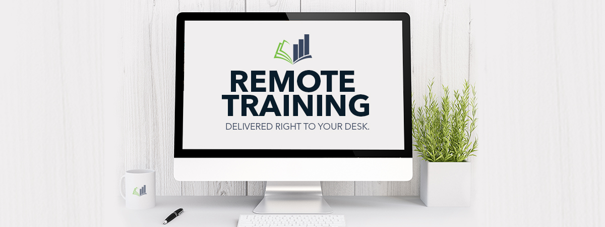 REMOTE TRAINING Landing Page BANNER